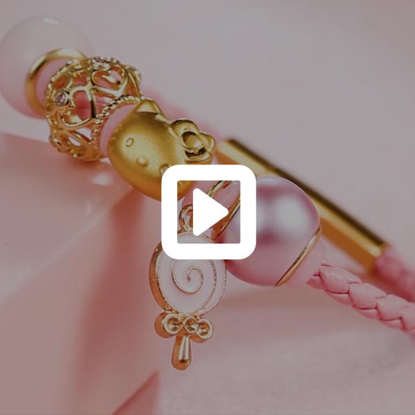 珠宝多角度剪辑小视频
